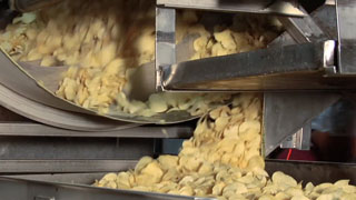 Frito-Lay Potato chip production