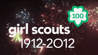 Girl Scouts 100 years