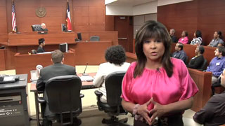 Clarice Juror video